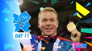 Chris Hoy Makes History – Day 11 – London One Year On | London 2012 Olympics