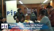 """Trabajo conjunto para """"Día de Reyes"""" Plataforma Intercultural Valencia – España"""
